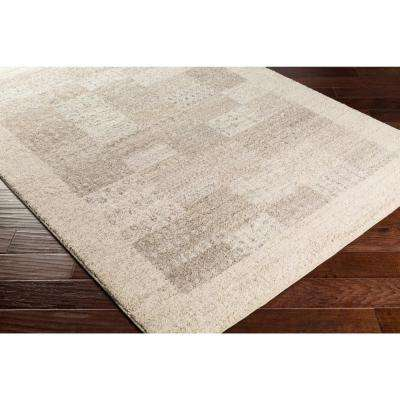 Fowler Light Gray 3 ft. x 8 ft. Indoor Runner Rug