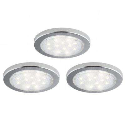 3pack led puck light - Led Cabinet Lighting