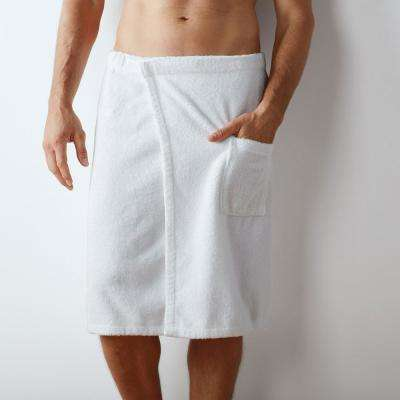 Legends Regal Egyptian Cotton Men's Bath Wrap