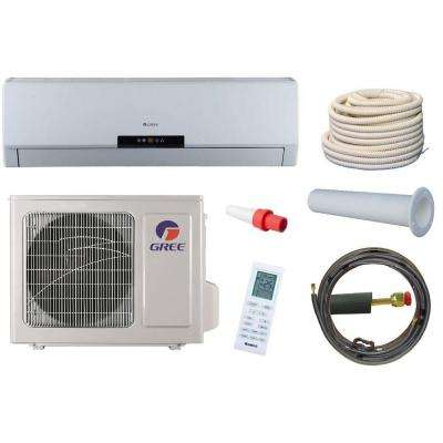 Neo 12,000 BTU 1 Ton Ductless Mini Split Air Conditioner and Heat Pump Kit - 115V/60Hz
