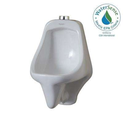 Allbrook FloWise Universal 0.5 GPF Urinal in White