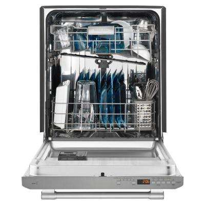 Top Control Tall Tub Dishwasher in Fingerprint Resistant Stainless Steel with PowerDry Option, 48 dBA