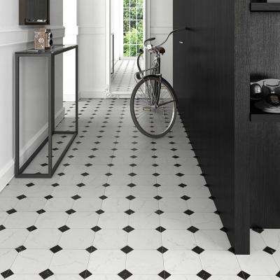 Betera Jet Blanco 13-1/8 in. x 13-1/8 in. Ceramic Floor and Wall Tile (11.18 sq. ft. / case)