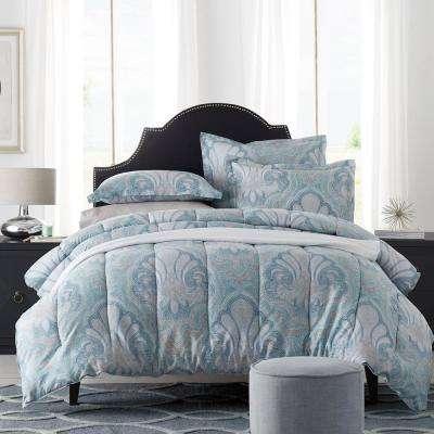Marlowe Sateen Comforter