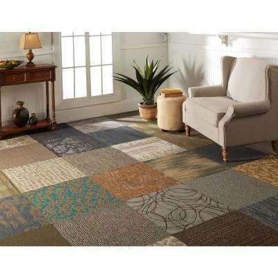Carpet Tile The Home Depot