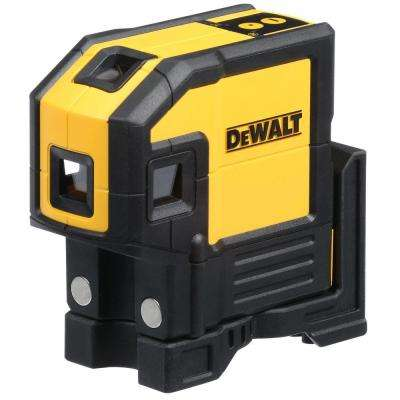 Self-Leveling Spot Beams and Horizontal Line Laser Level