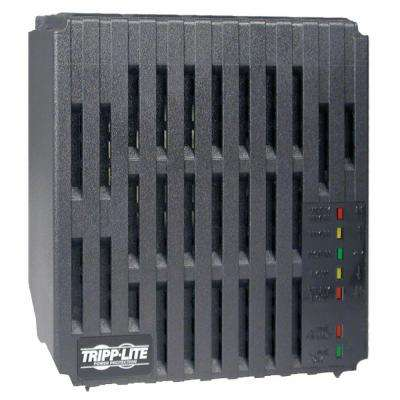 Line Conditioner 1800 Watt AVR Surge 120-Volt 15-Amp 60Hz 6-Outlet 6-ft. Cord