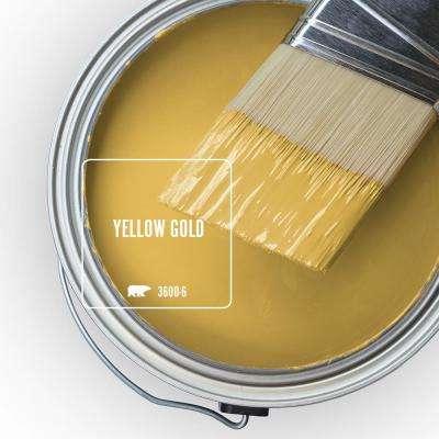 360D-6 Yellow Gold Paint