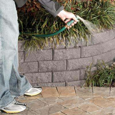 Retaining Wall Block Landscaping Garden Center The Home Depot