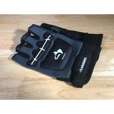 Pro Fingerless Magnetic Mechanics Glove