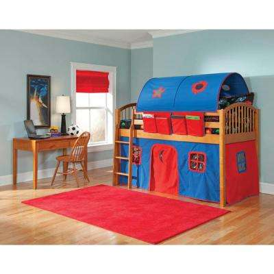Mansfield Twin Kids Loft Bed