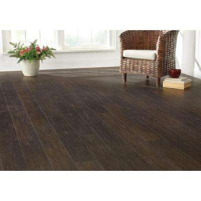 San Leandro Oak 12 mm Thick x 6-1/3 in. Wide x 50-5/8 in. Length Laminate Flooring (17.72 sq. ft. / case)