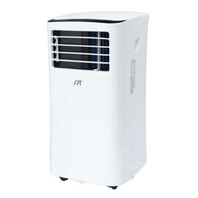 209 CFM 3-Speed Portable Air Conditioner for 250 sq. ft.