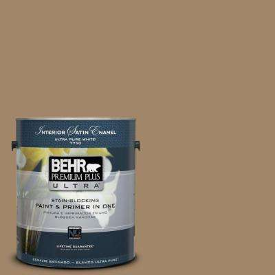 Home Decorators Collection 1-gal. #HDC-NT-28 Soft Bronze Satin Enamel Interior Paint
