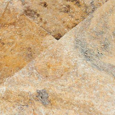 16 in. x 16 in. x 1.18 in. Tuscany Scabas Tumbled Travertine Paver Tile (60 Pieces/106.8 sq. ft./Pallet)