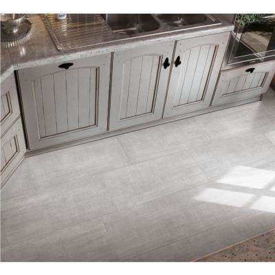 Trama Grey 12 in. x 24 in. Porcelain Floor and Wall Tile (434 sq. ft. / pallet)