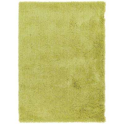 Mellow Lime 2 ft. x 3 ft. Indoor Area Rug