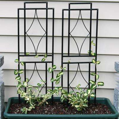 30 in. Contemporary Trellis (Set of 2)