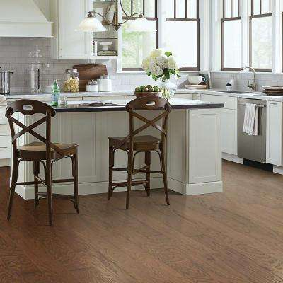 Bradford Oak Cinnamon Oak 3/8 in. Thick x 5 in. Wide x Random Length Engineered Hardwood Flooring (23.66 sq. ft. / case)