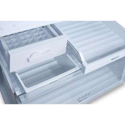 27 in. 14.8 cu. ft. Bottom Freezer Refrigerator in Stainless Steel, Counter Depth