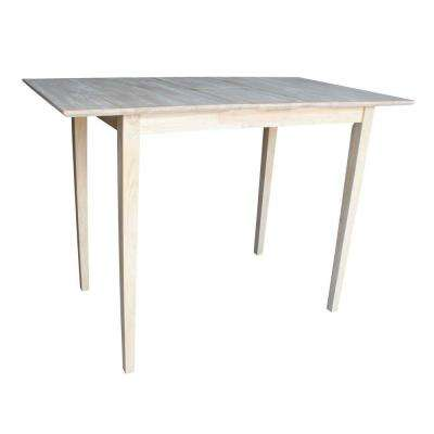 42 in. Bar Height Table