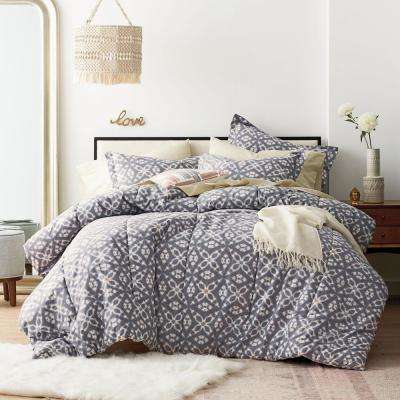 Stargaze Cotton Percale Comforter Set
