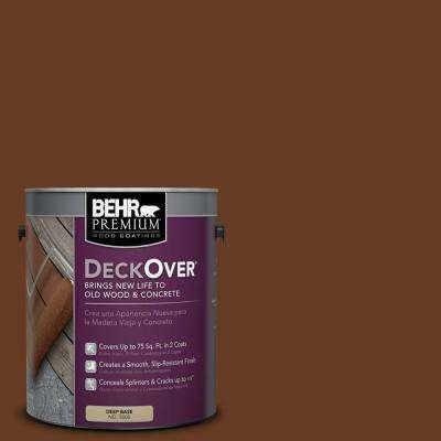 #SC-110 Chestnut Premium DeckOver