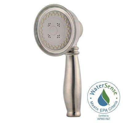 Avalon 3-Spray Hand Shower in Brushed Nickel