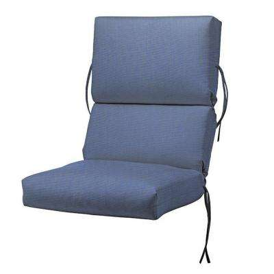 Sunbrella Capri Outdoor Dining Chair Cushion