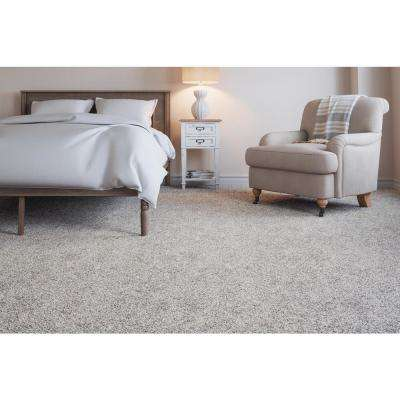 Superiority II - Color Greygate Texture 12 ft. Carpet