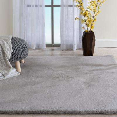 Bazaar Piper Gray 5 ft. x 7 ft. Area Rug