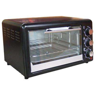 Black Toaster Oven Broiler