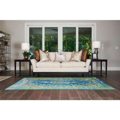 Imperial Sultan Blue 2' 0 x 3' 0 Area Rug