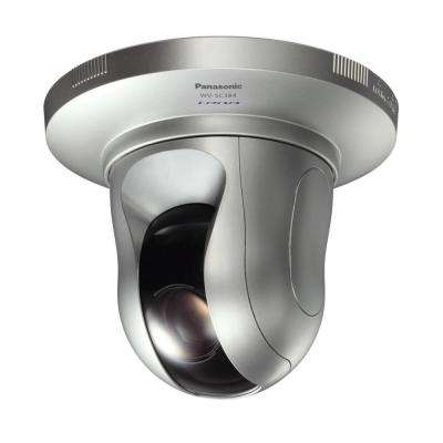 High-Resolution Wired 720p Indoor/Outdoor PTZ Dome Network Security Camera with 18X Optical Zoom