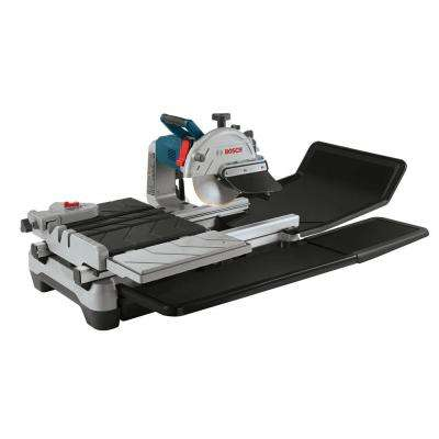 10 in. Wet Tile and Stone Saw