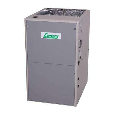 95 Percent 120,000 Input BTU 114,000 Output BTU Natural Gas Forced Hot Air Furnace