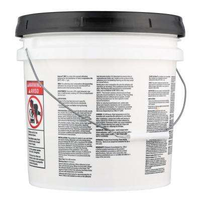 4 Gal. Vinyl Composition Tile Floor Adhesive