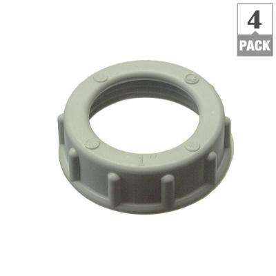 2 in. Rigid Plastic Insulated Bushing (4-Pack)