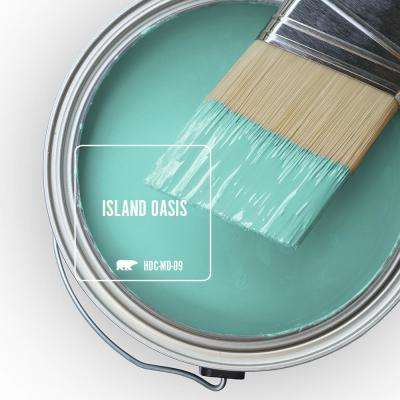 Home Decorators Collection HDC-MD-09 Island Oasis Paint