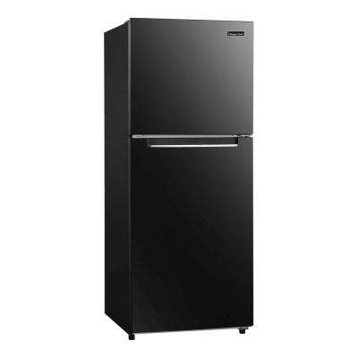 10.1 cu. ft. Top Freezer Refrigerator in Black