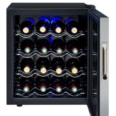 16-Bottle Thermoelectric Wine Refrigerator