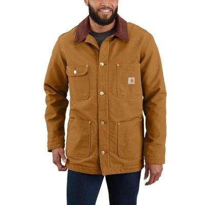 Men's Cotton Firm Duck Chore Coat