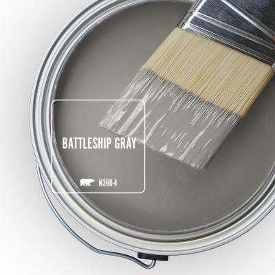 N360-4 Battleship Gray Paint