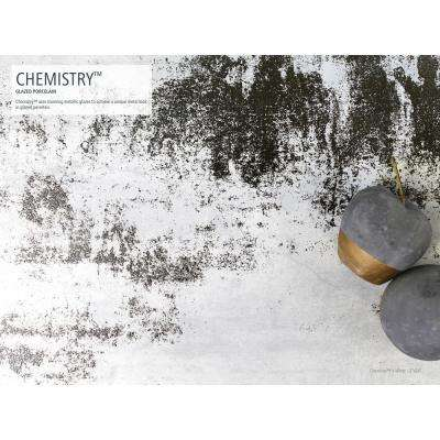 Chemistry Brown 11.81 in. x 11.81 in. x 9mm Porcelain Mesh-Mounted Mosaic Tile (0.97 sq. ft.)