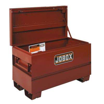 42 in. Long Heavy-Duty Steel Chest with Site-Vault Security System