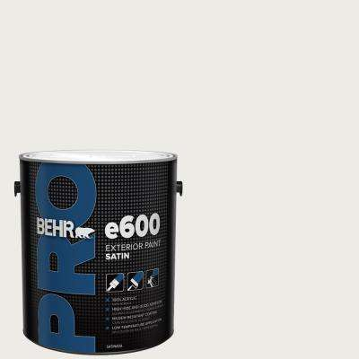 e600 White Exterior Paint