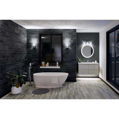 Lindell Cielo 12 in. X 24 in. Glazed Porcelain Floor and Wall Tile (20 sq. ft. / case)