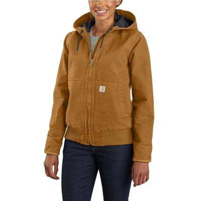 Women's Cotton Washed Duck Active Jacket