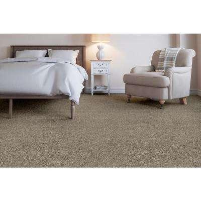 Lucky II - Color Coin Texture 12 ft. Carpet