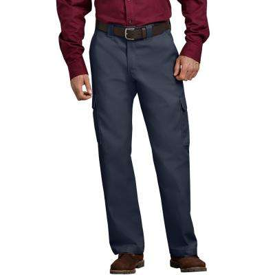 Men's Relaxed Fit Straight Leg Cargo Work Pant